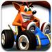 驾驶疯狂的狐狸赛车