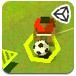 足球踢裁判