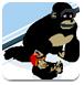 猴子冰球比赛