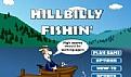 比利耐心钓鱼