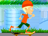 疯狂滑板挑战赛