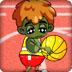 小僵尸打篮球