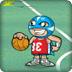 卡通街头打篮球