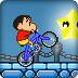 蜡笔小新骑单车3