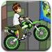 少年骇客驾驶摩托
