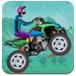 极限山地摩托大赛