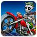 骷髏騎摩托