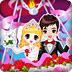 热气球时尚婚礼