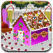 设计可爱饼干小屋