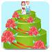 婚礼上的蛋糕