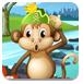 快乐的小猴子