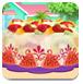 制作水果冰淇淋蛋糕