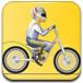 驾驶摩托车越野赛