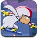 神奇小子玩滑板