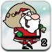 圣诞老人拿礼物2