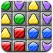 彩色形状元素对对碰