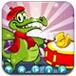 顽皮鳄鱼找小鸭3