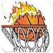 简易篮球投篮