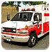 GMC救护车图片拼图