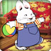 小兔子玩保龄球