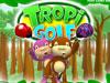 猴子打高尔夫