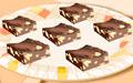 制作巧克力糕点