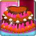 美味可口的蛋糕