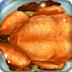 美味圣诞节烤鸡