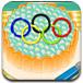 奥运美味水果蛋糕