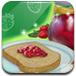 甜甜的草莓果酱