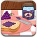 制作葡萄果酱