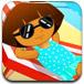 可爱朵拉海滨度假