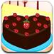 制作蓝莓巧克力蛋糕
