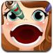 美女的口腔护理