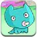 蓝色怪物宝宝
