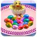 复活节美味彩虹蛋糕