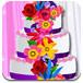 制作婚礼上的蛋糕