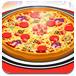 美味的什锦披萨