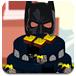 蝙蝠侠生日蛋糕