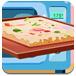 美味方形披萨