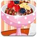 制作巧克力冰淇淋