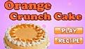 天使橘子蛋糕