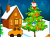 装扮七彩圣诞树