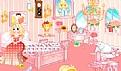 可爱公主的房间摆设