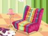 女孩的粉色房间