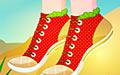 美鞋设计-板鞋