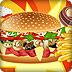 可爱蘑菇汉堡