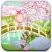 布置樱花公园