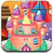 公主城堡蛋糕2