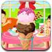 布置冰淇淋派对